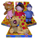 My Friend Noddy Medium Bumpy Dog Plush