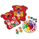 Learning Resources Three Bear Family Bingo Bears