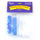 Learning Resources Plastic Test Tubes with Caps 12…