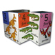 ZooBooKoo Numbers Cube Book