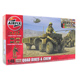 Airfix British Forces Quad Bikes & Crew (Scale…