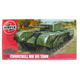 Airfix Churchill MKVII Tank (Scale 1/76)