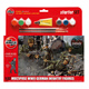 Airfix Multipose WWII German Infantry (Scale 1:32)…