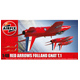 Airfix RAF Red Arrows Folland Gnat T.1 (Scale…