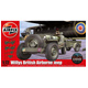 Airfix Willys British Airbourne Jeep (Scale 1:72)