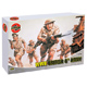 Airfix WWII British 8th Army Figures (Scale 1/72)
