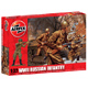Airfix WWII Russian Infantry (Scale 1:32)