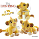 "AniPets Lion King 6"" Plush Simba (ASSORTED)"