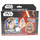 Aquabeads Star Wars BB-8 & Chewbacca Set