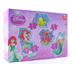 Jumbo Ariel 4 in 1 Shaped Puzzle