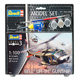 Revell Bell UH-1H Gunship Model Set (Scale 1:100)