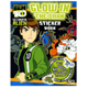 Ben 10 Ultimate Alien Glow in the Dark Sticker…