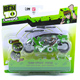 Ben 10 Omniverse Vehicle- SKIPPER SHIP
