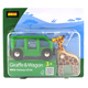 BRIO Safari Giraffe & Wagon