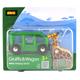 BRIO Safari Giraffe & Wagon