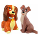 Bullyland Disney Lady & the Tramp Figures LADY