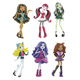 Comansi Monster High Figure CLAWDEEN WOLF