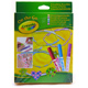 Crayola On The Go Travel Kit- Friendship Bracelets