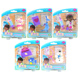 Doc McStuffins Mini Figures HALLIE HIPPO WITH BOOK