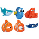 Disney Finding Dory Bath Squirters MARLIN