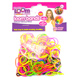 Friendship Loom Bands (300 Pack) NEON
