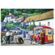 Ravensburger Happy Days Lynmouth 1000 Piece Puzzle