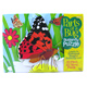 Insect Lore Parts of A Bug Wooden Puzzle BUTTERFLY