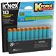 K'nex Kforce 10 Dart Pack + Target Building…