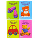 Ladybird Baby's First Series (Set of 4 Books)
