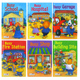 Ladybird 'Busy' Books Series BUSY GARAGE