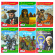 Ladybird Read It Yourself Series MUMMIES (Level 2)
