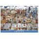 Ravensburger London Skyline 1000 Piece Puzzle