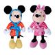"Disney Mickey Mouse In Dressing Gown 12"" Plush…"