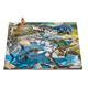 Schleich Mini Dinosaurs With Water Hole Puzzle