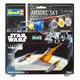 Revell Star Wars Naboo Starfighter Model Set…
