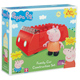 Peppa Pig Construction Family Car Set