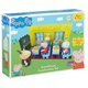Peppa Pig Construction Schoolhouse Set