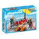 Playmobil City Action Firefighting Operation with…