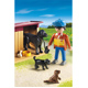 Playmobil Dog with Puppies