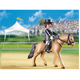 Playmobil Dressage Horse with Stall