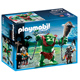 Playmobil Knights Giant Troll With Dwarf Fighters