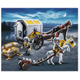 Playmobil Lion Knight's Treasure Transport