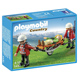 Playmobil Mountain Rescue with Stretcher