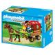Playmobil Pony Ranch Children's Pony Wagon