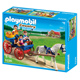 Playmobil Pony Ranch Horse-Drawn Carriage