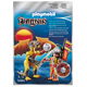 Playmobil Rock Dragon with Warrior