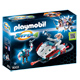 Playmobil Super 4 Skyjet with Dr. X & Robot