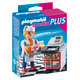 Playmobil Waitress with Cash Register
