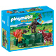 Playmobil Wildlife Gorillas & Okapis with Film…