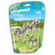 Playmobil Zebra Family